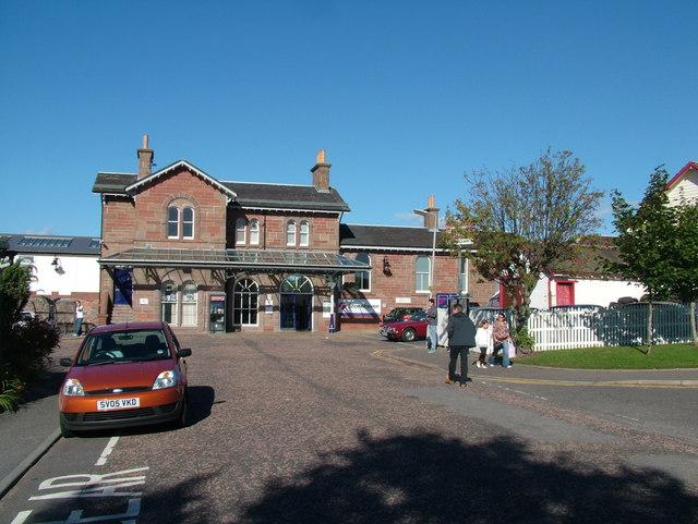Stonehaven Railway Station