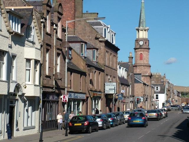 Allardice Street, Stonehaven