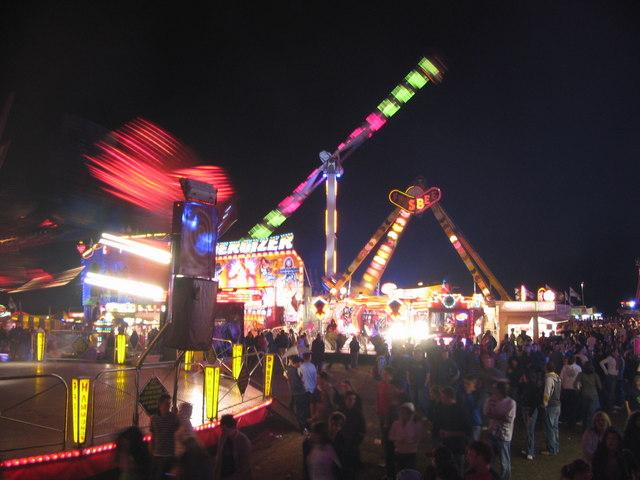 St Matthews Carnival Virginia Beach