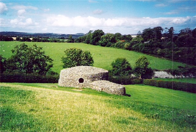 Newgrange site