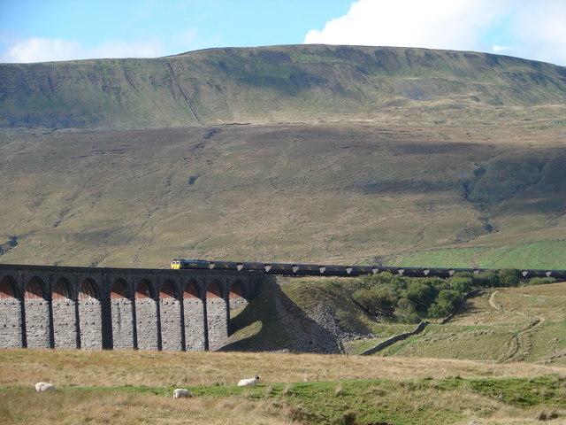 Ribblehead Viaduct and Whernside