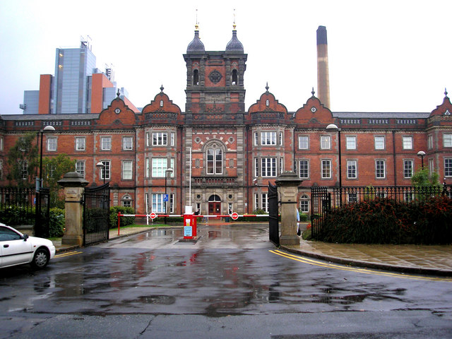 Leeds Union Workhouse