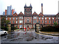 SE3134 : Leeds Union Workhouse by Dr Neil Clifton