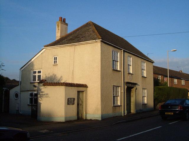Mile End Cottage,  Alphington