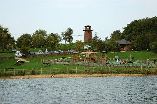Visitor Centre, Staunton Harold Reservoir