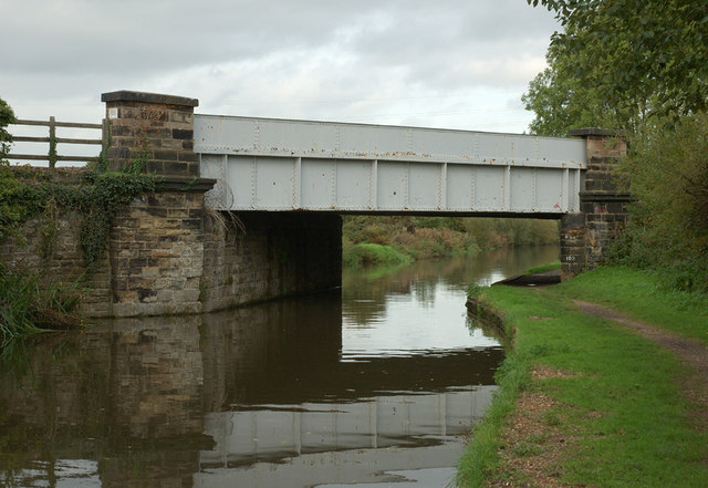 Rail Bridge near Willington