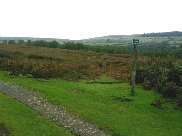 Site of stone circle, Broomhead Moor