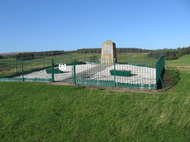 The Cameronians monument