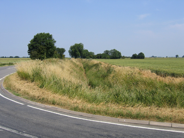 Car Dyke, Dowsby Fen, Lincs