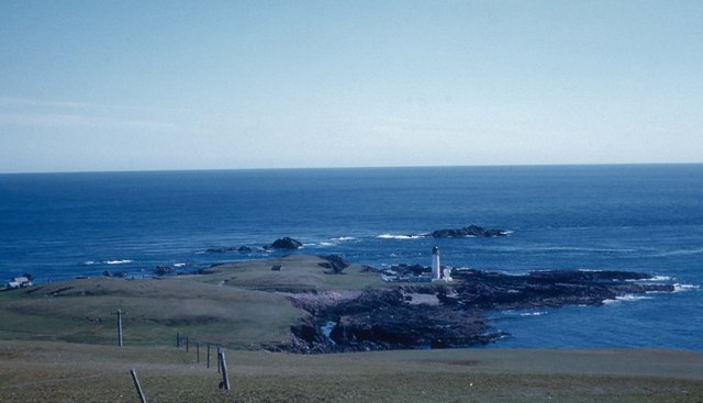 Fair Isle South light