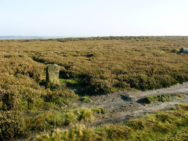 Boundary Stone, Duke's Road