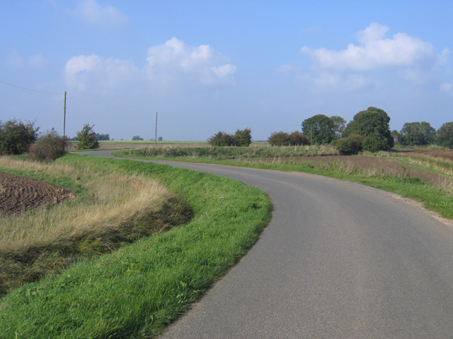 Wigtoft Bank, Wigtoft, Lincs