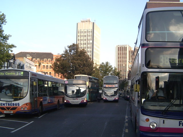 Need A Bus? Humberstone Gate, Leicester