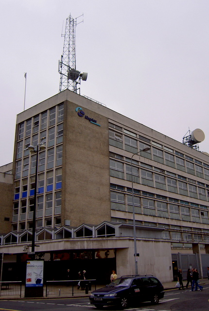 Kingston Communications, Carr Lane, Hull