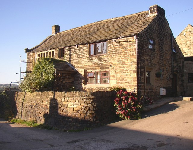 Upper Birkhouse Farmhouse, Clifton