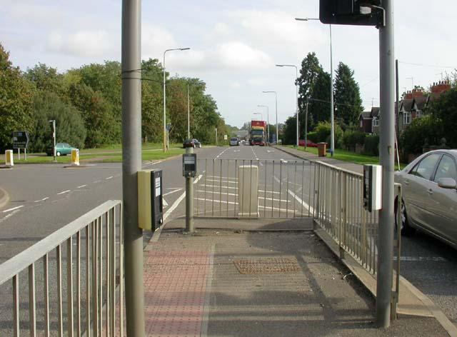 Harlestone Road (A428)