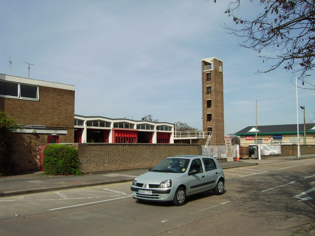 Basildon Fire Station
