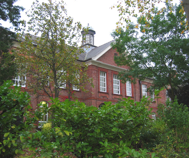 Malbank School, Welsh Row, W Nantwich