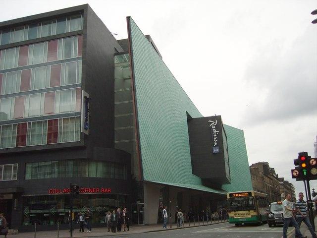 Radisson SAS Hotel, Glasgow