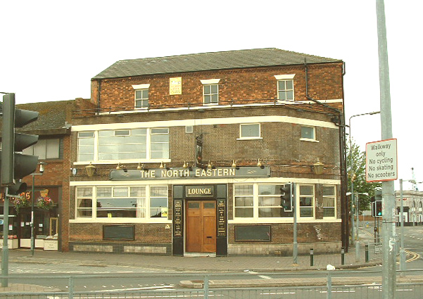 Goole, North Eastern Public House