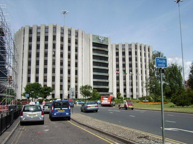 Barclays House, Poole