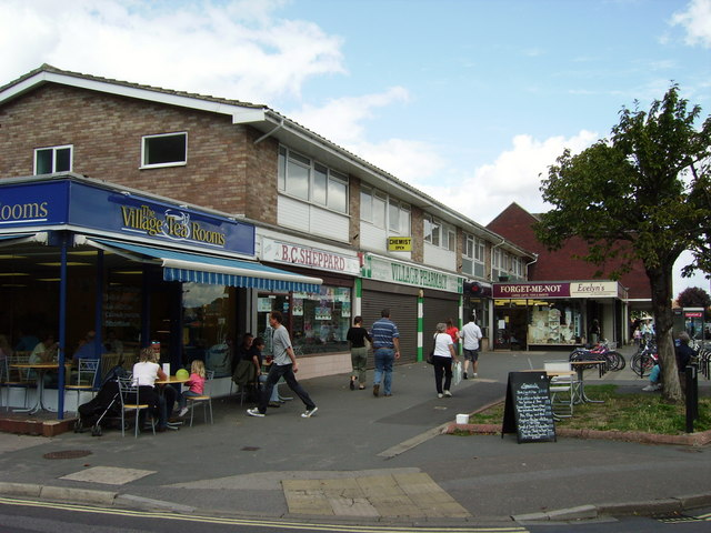 Local shops, Stubbington