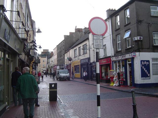 Mitchell Street, Cluain Meala (Clonmel)