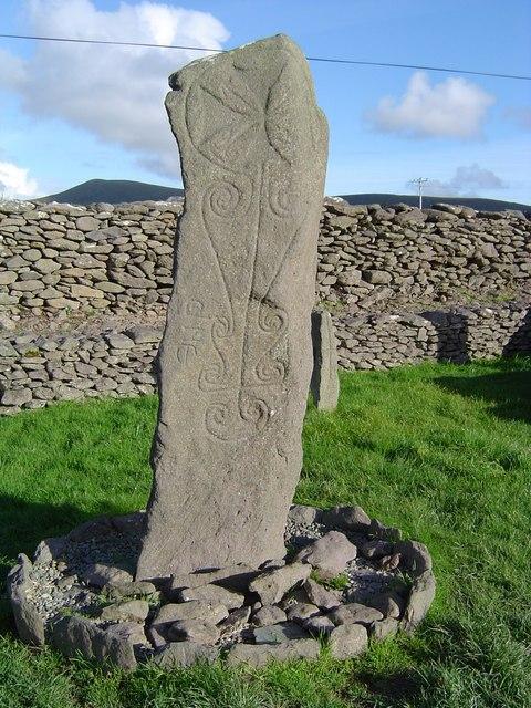 Láthair Mhainistreach an Riasc (Reask Monastic Site)