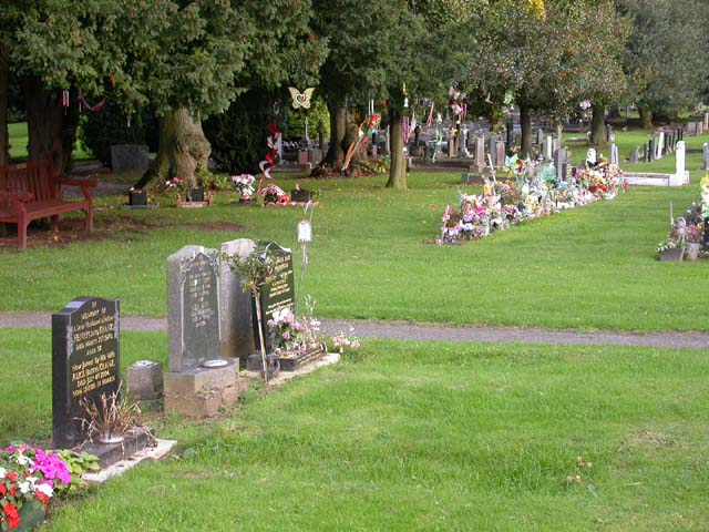 Dallington Cemetery
