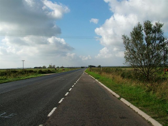 The Acle Straight