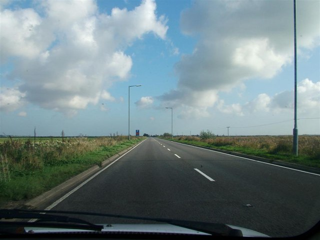 The Acle Straight, A47