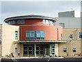 SP8211 : Stoke Mandeville Hospital New PFI Building by sijon