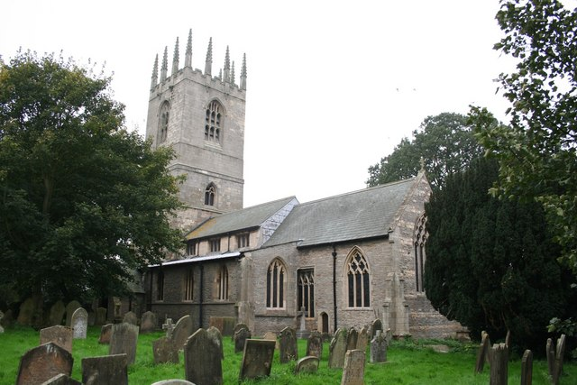 St.Peter & St.Paul's church, Sturton-le-Steeple