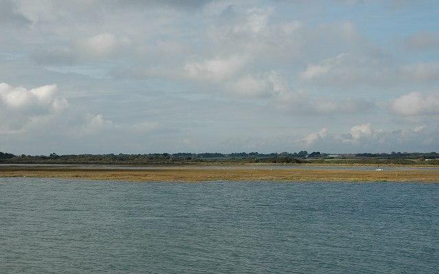 Saltmarsh, Pennington-Keyhaven Marshes