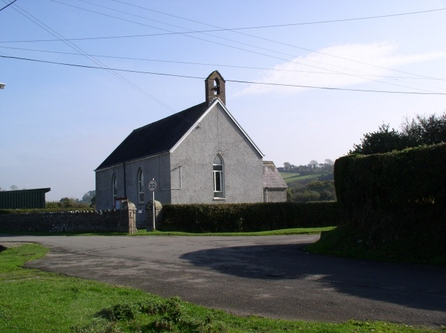 St David's Church, Gwernffrwd