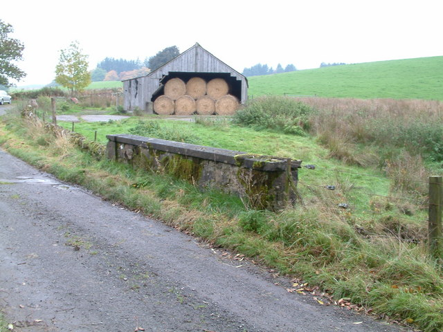 Farmstead, Drumloist Road