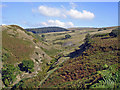 SJ9581 : Pott Shrigley: view from the North Cheshire Way by Mike Harris