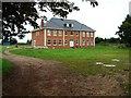 TG5001 : New Hobland Farm House by Bob Crook