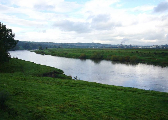 River Tyne East of Hexham