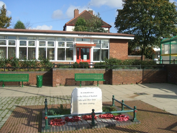Rushall Library and War Memorial
