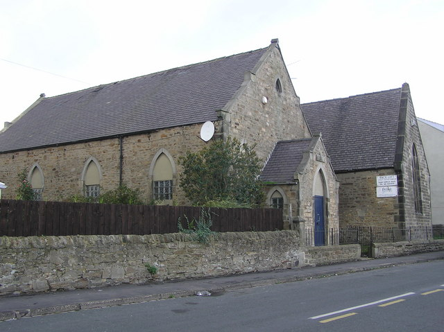 Evenwood Congregational Church (dated 1906)