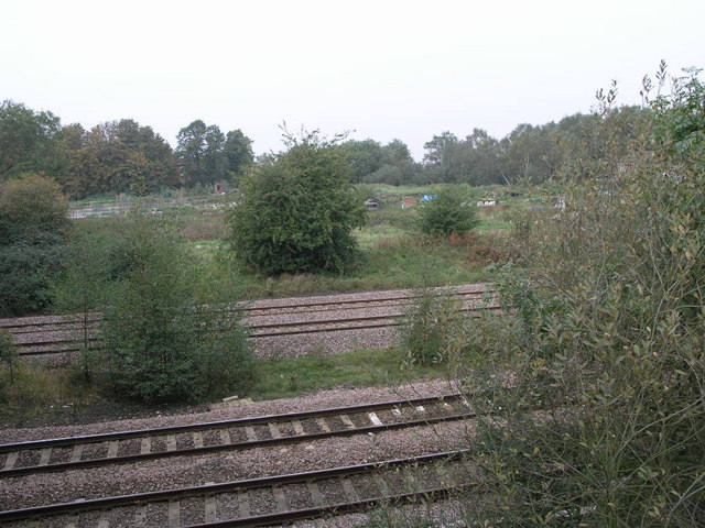 Railway and Allotments