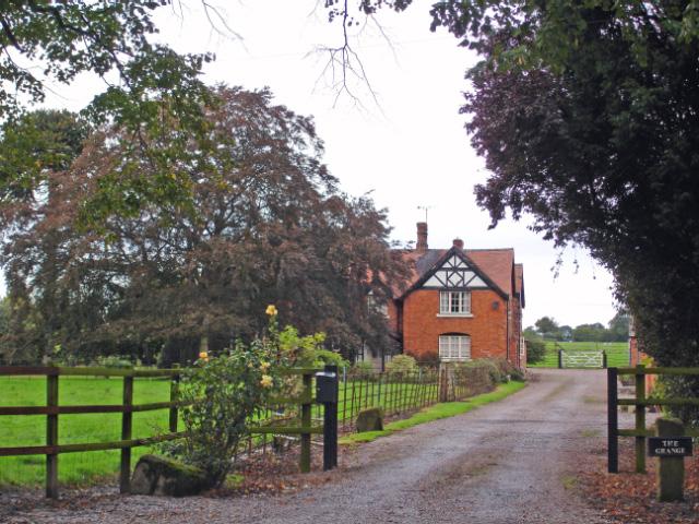 Baddington: The Grange