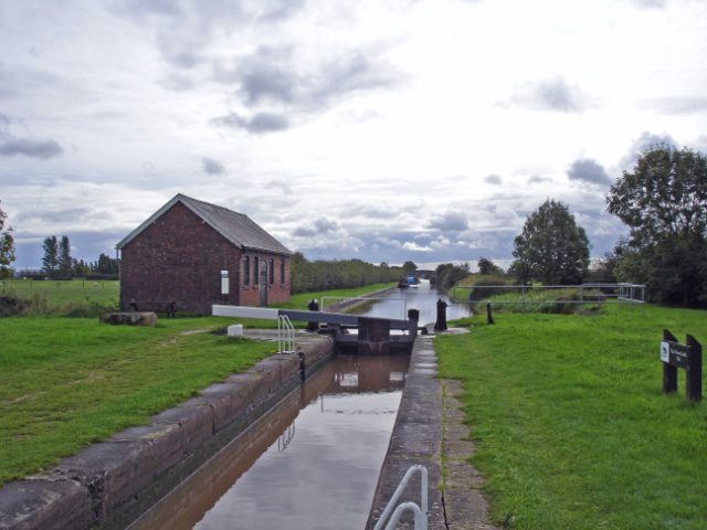 Baddington: Hack Green top lock