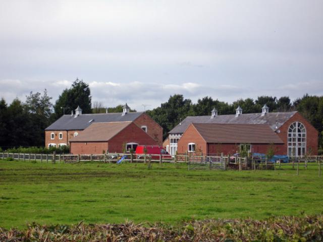 Edleston: Manor House Farm