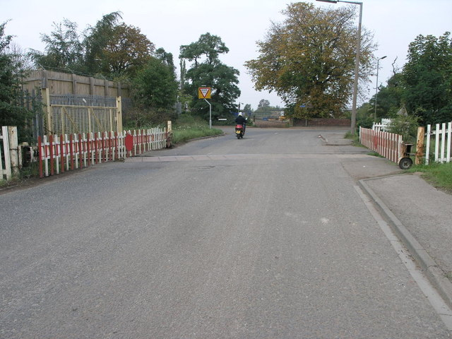 Private Level Crossing