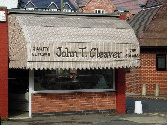 Butcher's Shop, Bilton