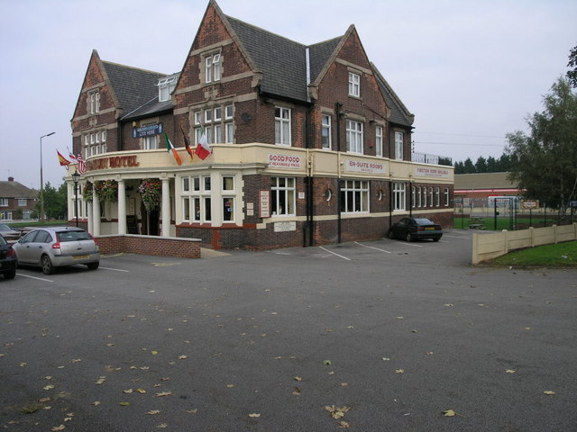 Wheatley Hotel