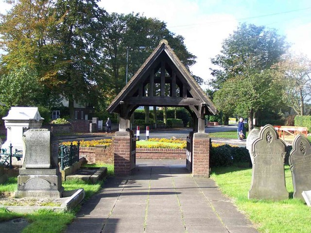 Lych Gate, Pelsall Parish Church