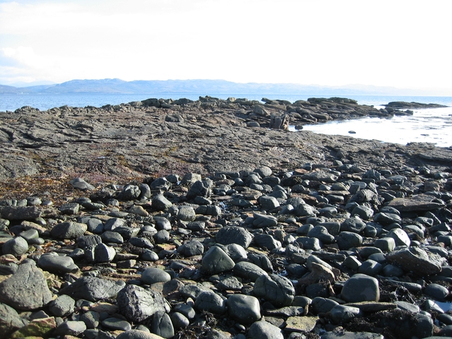 Shore of Loch Slapin
